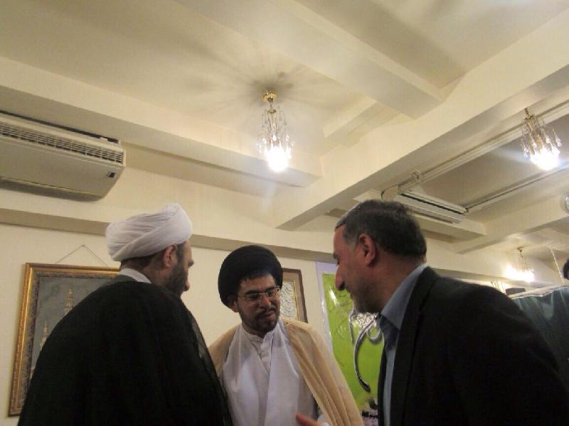 گزارش تصویری 3 / دیدار و گفتگو اعضای شورای دین پژوهان با سفیر ایران در بلژیک