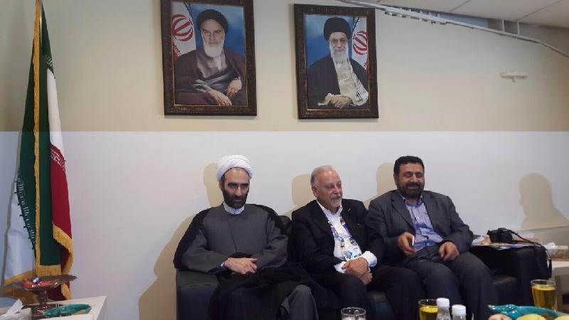 گزارش تصویری 6 / دیدار و گفتگو اعضای شورای دین پژوهان با دکتر جلالی شاهرودی و دکتر آهنی در فرانسه