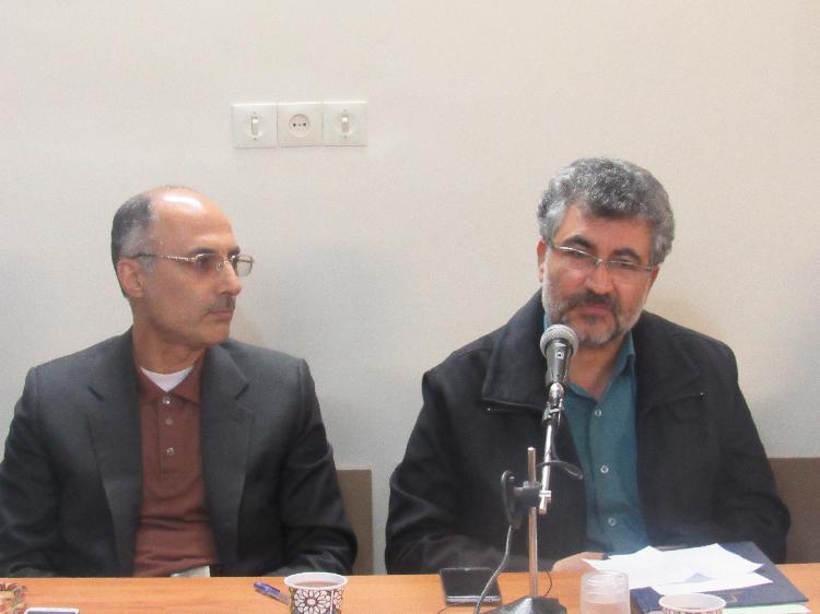 گزارش تصویری / پژوهش اثر پذیری الهیات فلسفی یهودی از فلسفه وکلام اسلامی در دوره میانه