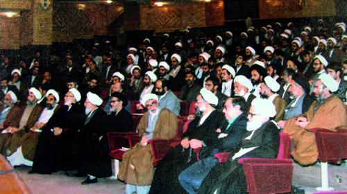 نخستين کنگره دينپژوهان کشور/آذرماه1377